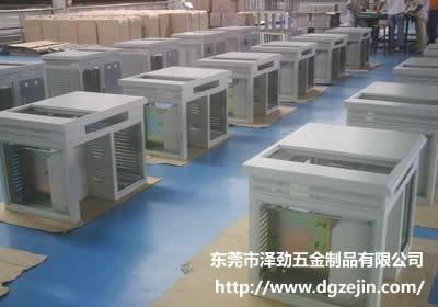 机械装备业的发展带动机械设备外壳钣金加工需求量