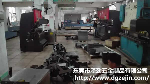 东莞横沥机箱机柜钣金加工专业工厂用产品质量说话